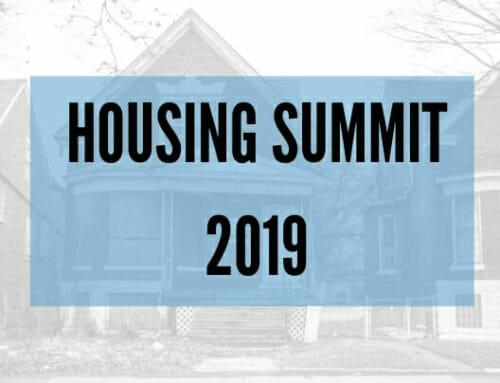 Housing Summit 2019