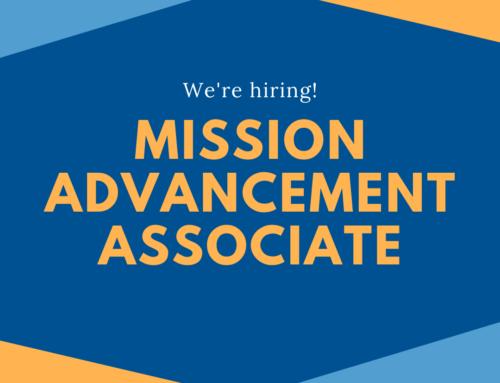 Mission Advancement Associate